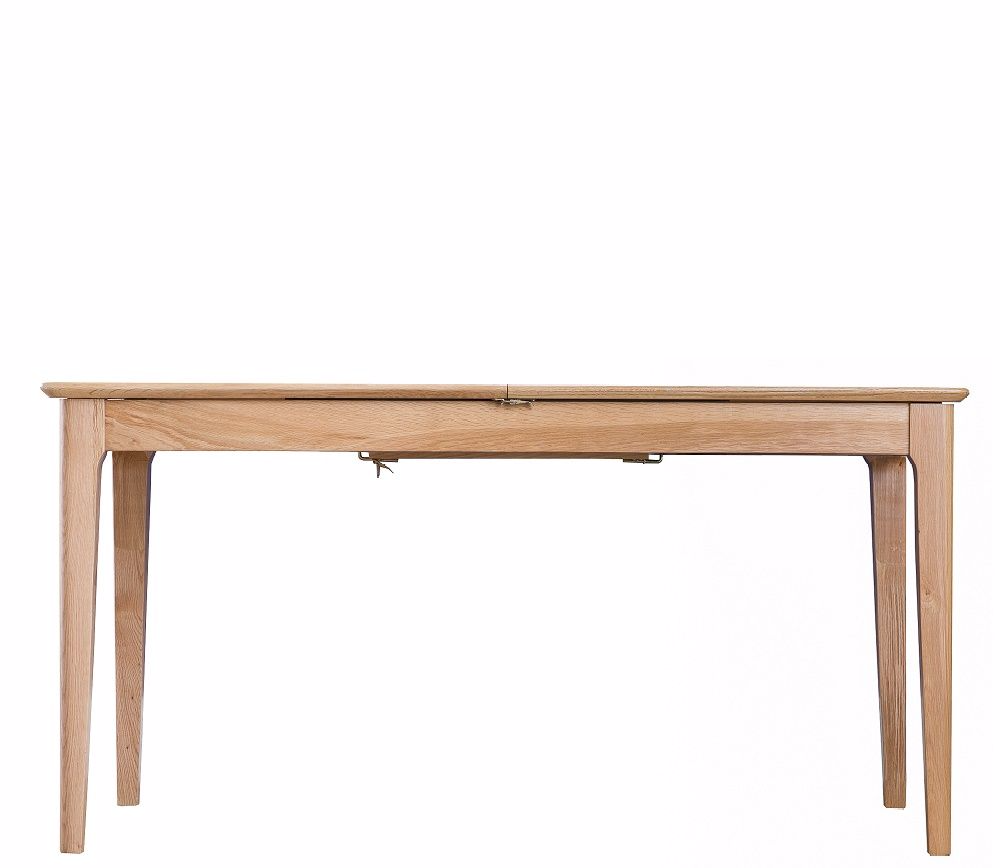 Newhaven oak 16m butterfly extending table blueberry square watchthetrailerfo
