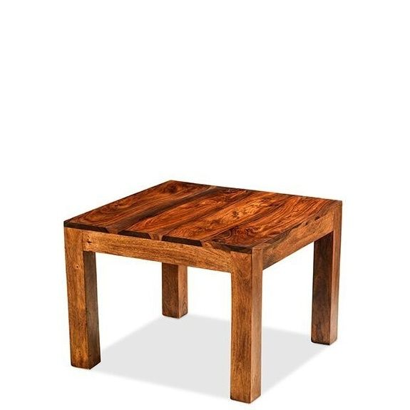 Small Cube Coffee Table.Talaja Cube Small Coffee Table