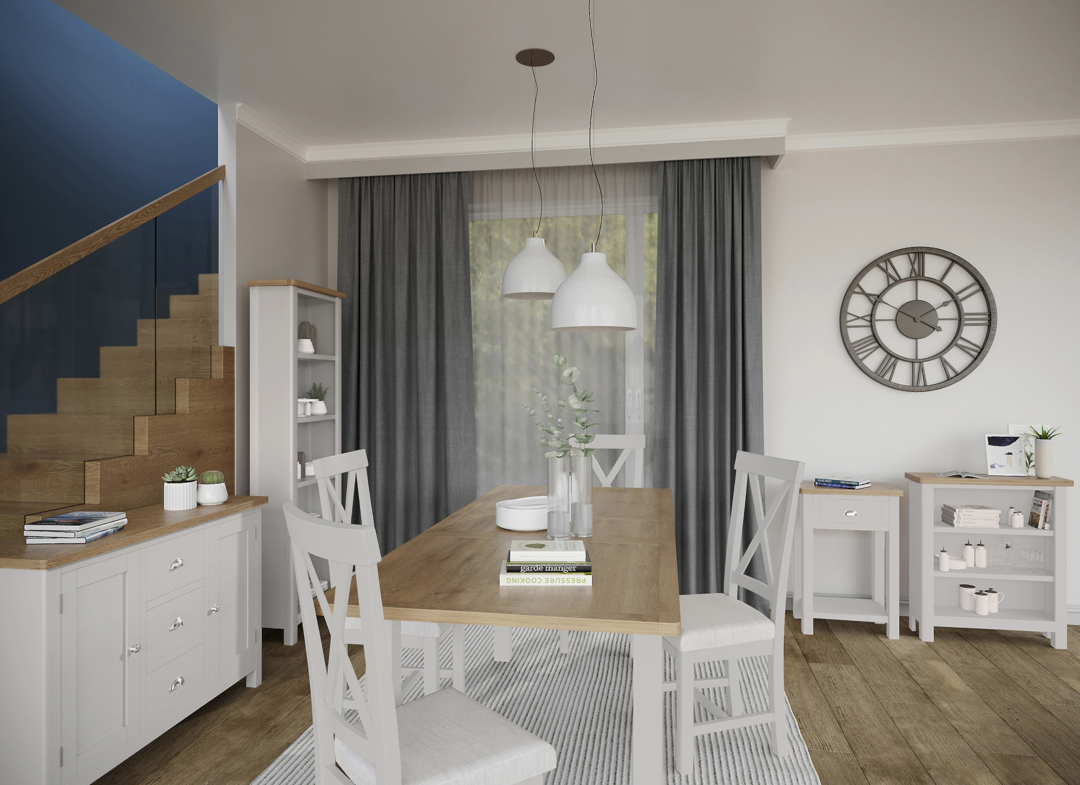 Painted Living and Dining Furniture